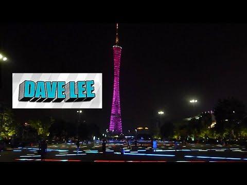 GUANGZHOU Night Life   Stock footage of my trip to Guangzhou