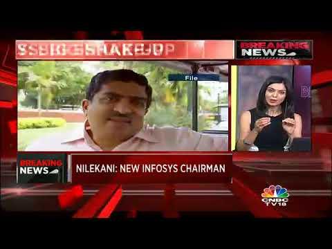 Nandan Nilekani Back At Infosys As Chairman