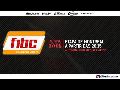F1BC TOURING LIGHT 2017/2 @ MONTREAL | AUTOMOBILISTA MARCAS