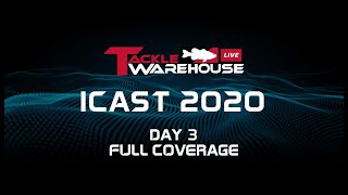 Tackle Warehouse Live | ICAST 2020