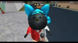 Roblox Travels: Fire alarms and tornado sirens: Copper waves OR Hormann Siren test