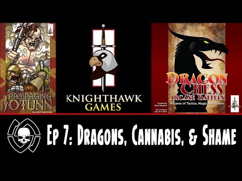 S1E07 Dragons, Cannabis, & Shame