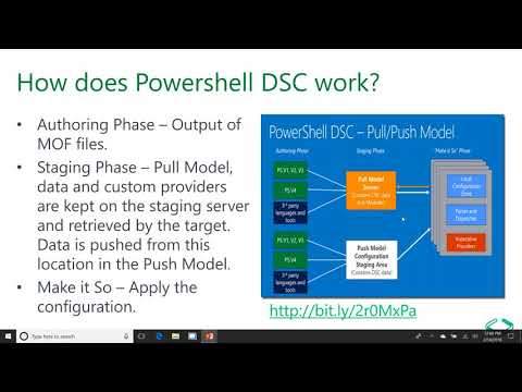 Automate Your SQL Server Installs And Configurations Using Powershell Desired State