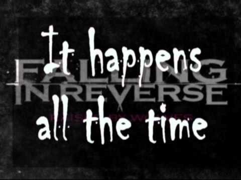 The Drug In Me Is You by Falling In Reverse lyrics [FULL SONG]
