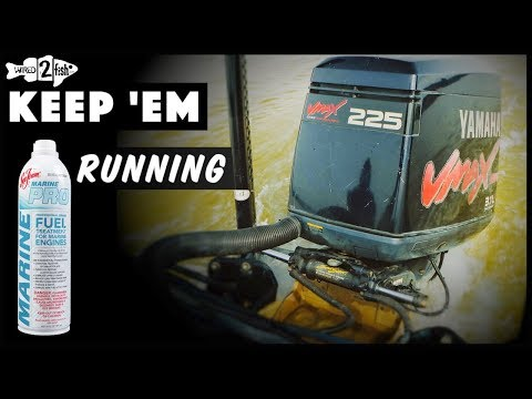 2 Tips to Keep Old Outboards Running Strong