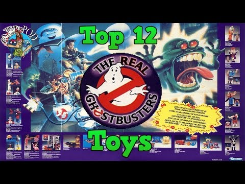 Ghostbusters Toys Top 12 | Odd Pod