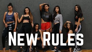 ✅Shakti Mohan I New Rules - Dua Lipa I RRB Dance Company Video