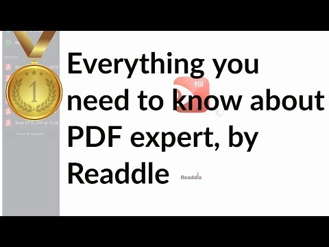 The best PDF editor for professionals on the iPad pro: Everything you need to know about PDF Expert