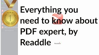 Everything you need to know about PDF Expert| Paperless Productivity