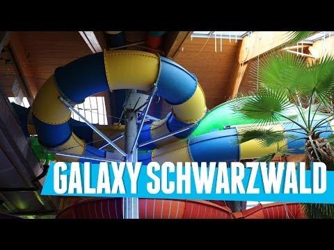 Galaxy Schwarzwald - alle Rutschen    Tous les toboggans!