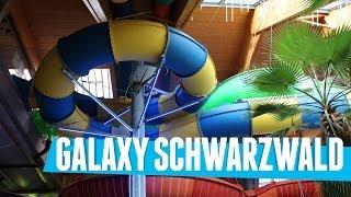 Galaxy Schwarzwald - alle Rutschen || Tous les toboggans!
