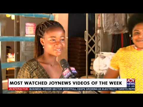 Most watched JoyNews videos of the Week - JoyNews Interactive (20-8-21)