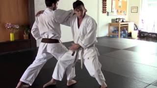 Gambar cover Karate Takedown