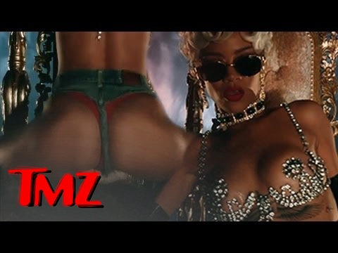 "Rihanna -- ""Pour It Up"" -- THIS Is How You Twerk! 