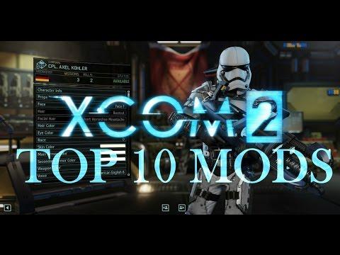 GRM - Top 10 XCOM 2 Mods