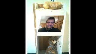 My Potato / Onion Bin Project Aka Tater Box