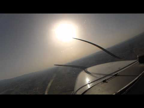 GoPro HD Flying with ATC!