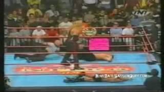 WCW - Kevin Nash vs New Blood - Gauntlet