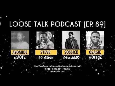 Classick Tunes, Ghetto Dreams (ft. Sossick) - Loose Talk Podcast [Episode 89] | Pulse TV
