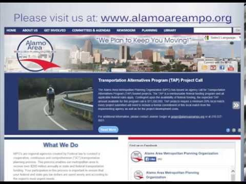 Alamo Area Metropolitan Planning Organization: V-News, July 2014