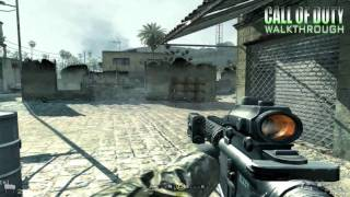 Call of Duy 4 - Mission 5 - Charlie Don