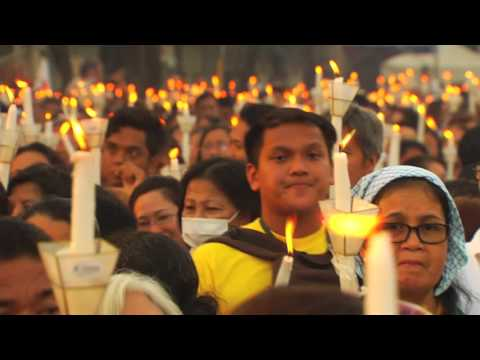 51st IEC 2016 - Holy Eucharist and Procession of the Blessed Sacrament 1/29/2016