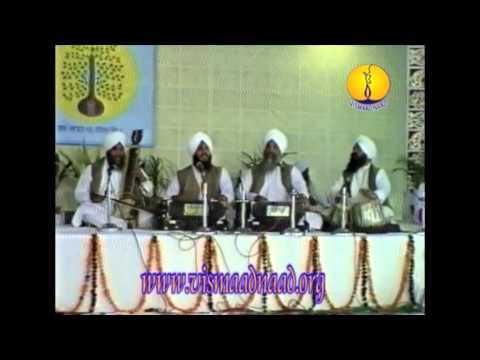 AGSS 1997 : Raag Sarang - Bhai Amrik Singh Ji Zakhmi
