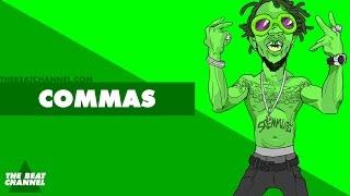 """COMMAS"" Dope Trap Beat Instrumental 2017 | Hard Hiphop Freestyle Rap Trap Type Beat | Free DL | TBC"