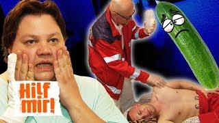 Peinlicher Unfall: Genudelt bis der Arzt kommt! | Hilf Mir!