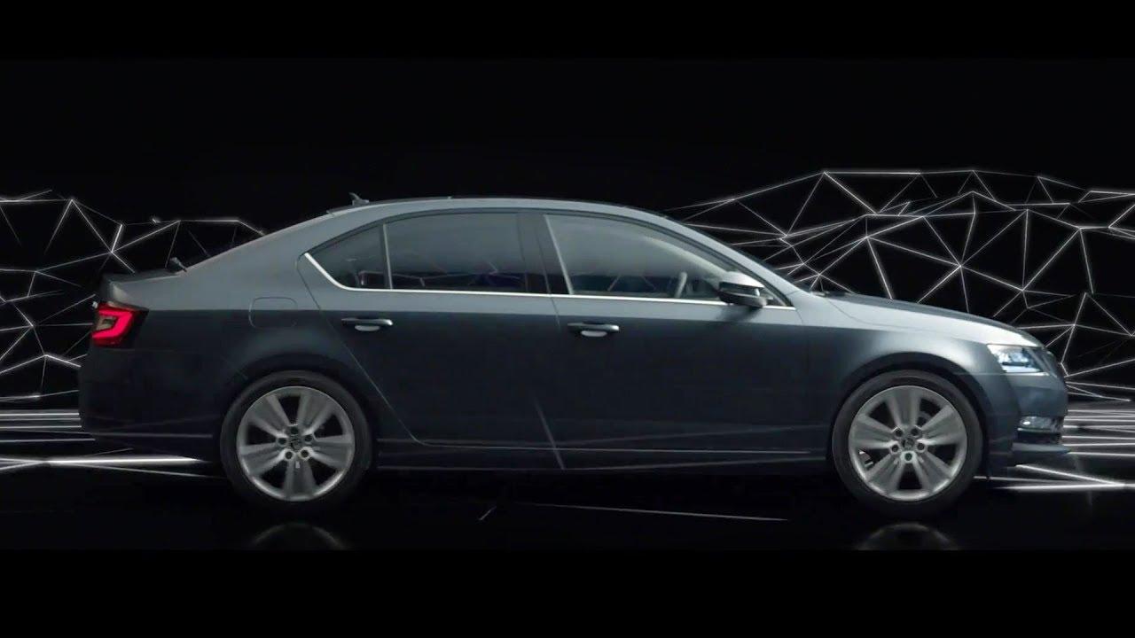 2018 Skoda Octavia Interior Exterior And Drive Youtube