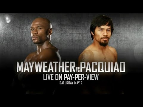 Floyd Mayweather Jr. vs. Manny Pacquiao  Full Fight  HQ (2015)