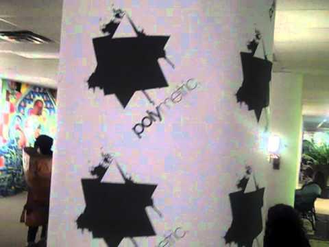 "RK DESIGN ""Polymetric"" Art Show @ Murphy Hill Gallery  Sponsored by Blue Moon"