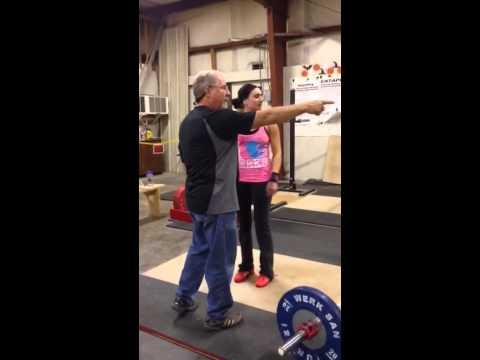 Don McCauley teaches Brittany the Jerk