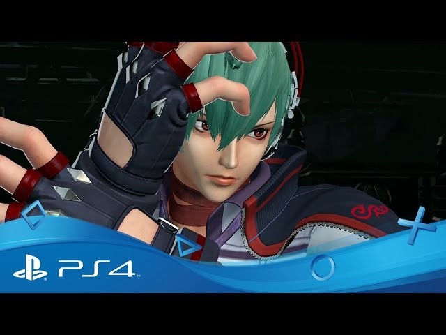THE KING OF FIGHTERS XIV | PSX 2016 Ver 1.10 Teaser Trailer | PS4