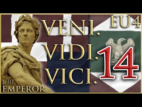 The Purple Phoenix RISES! | Veni. Vidi. Vici. | EU4 1.30 Emperor | Episode #14 from YouTube · Duration:  26 minutes 51 seconds
