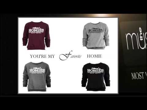 Homie Sweaters | www.themusthaves.nl