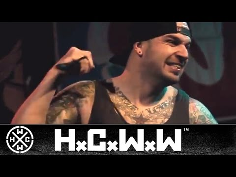 DEAFNESS BY NOISE - THE ENEMY - HARDCORE WORLDWIDE (OFFICIAL HD VERSION HCWW)