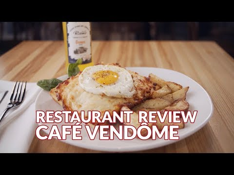 Restaurant Review - Café Vendôme | Atlanta Eats