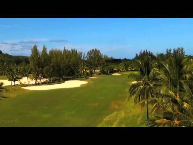 Hole 1 - Paradis Golf Club, Mauritius