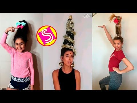 New Hair Bottle Challenge Musical.ly Compilation 2017 | Funny Challenges Musically