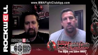 big john comments on ufc 158 gsp vs nick diaz march 16th for the big johns mma fight club