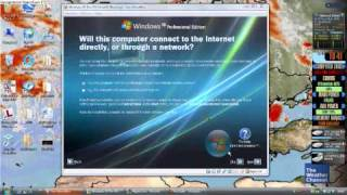 Installing Windows XP Pro SP3 VistaVG Part 2