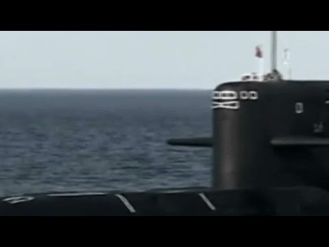 U.S Navy alarmed by Russian submarine buildup