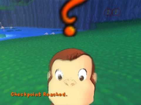 Curious George (PS2)