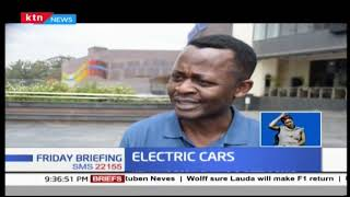 Electric vehicles in Kenya-Climate Change Solution