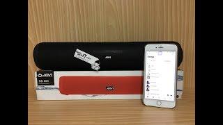 Speaker Bluetooth Portable JAVI SB 005 Super Bass With Speaker Phone