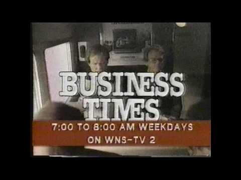 Business Times Commercial - WNS-TV - 8/4/1983