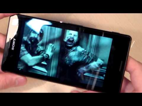 Игры на SONY Xperia M4 Aqua Dual (Asphalt8, DeadTrigger2, RealRacing3)