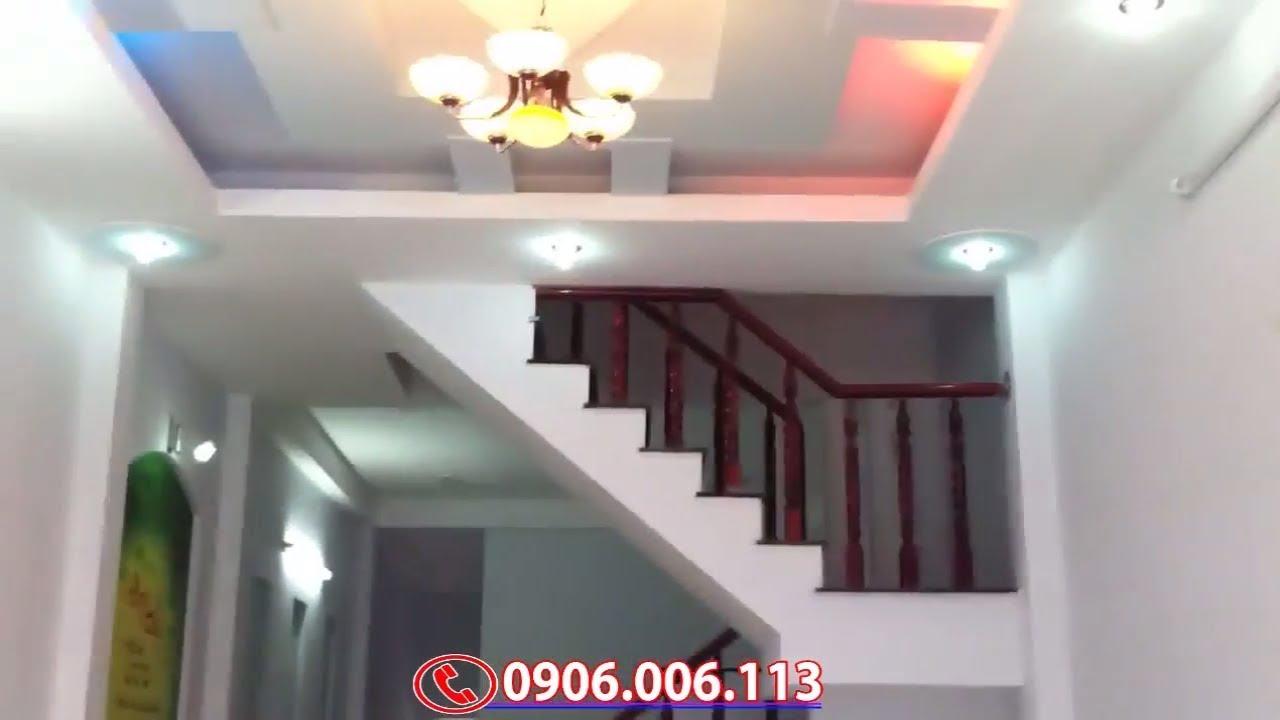 Bán Nhà Bình Tân  – Nhà Quận Bình Tân 900 triệu  – Sổ hồng riêng