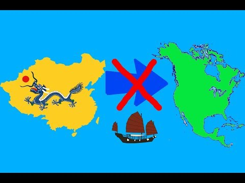 Why Didn't China Colonize the Americas?